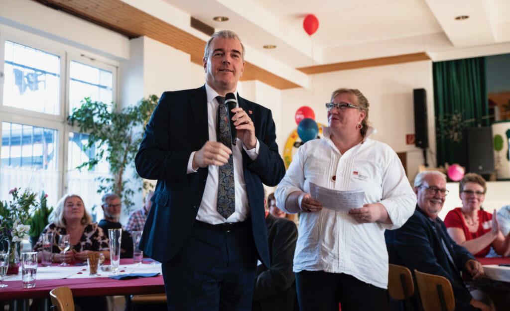 Frühlingsempfang der SPD Fraktion war bestens besucht 10