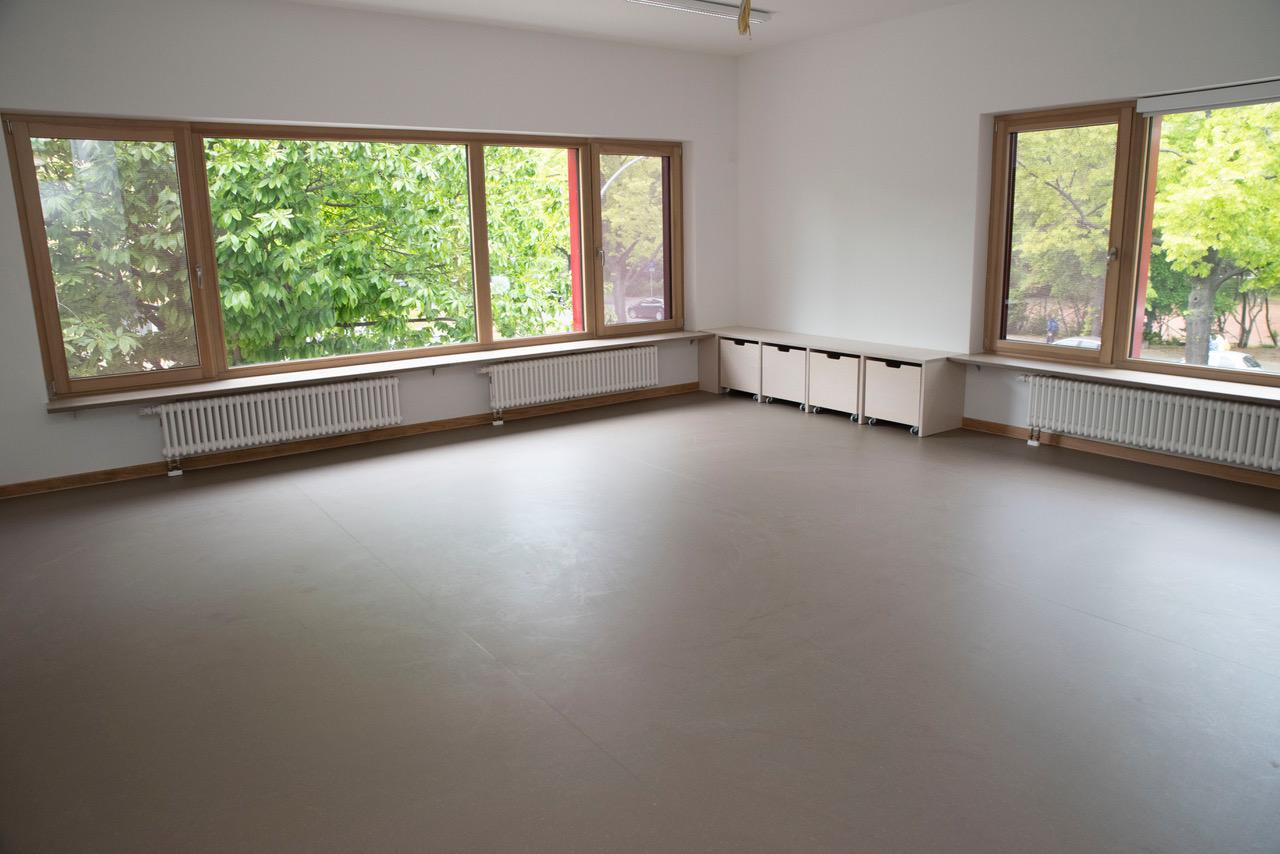 Kinderclubhaus Dammweg neu gebaut und eröffnet 5