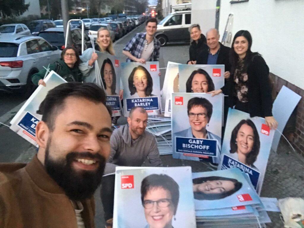 26. Mai 2019: Europawahl in Berlin 3