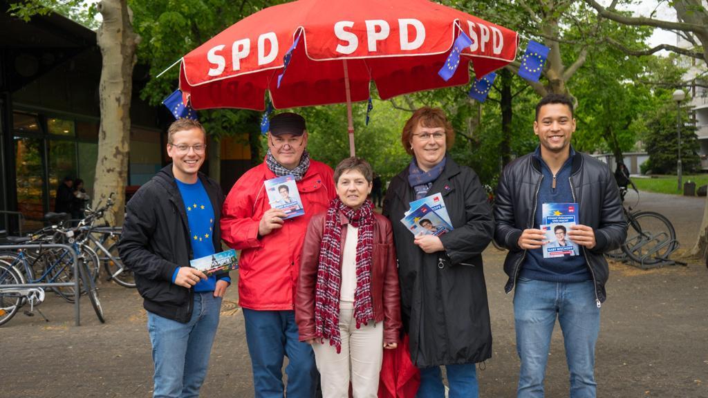 26. Mai 2019: Europawahl in Berlin 1