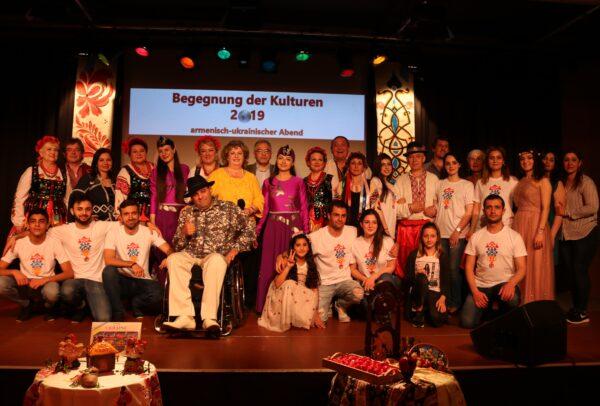 Begegnung der Kulturen im Gemeinschaftshaus Gropiusstadt 1
