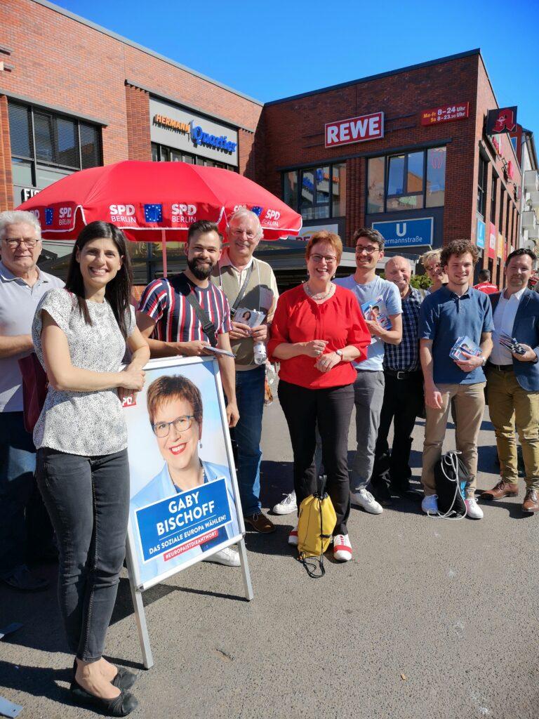 26. Mai 2019: Europawahl in Berlin 4