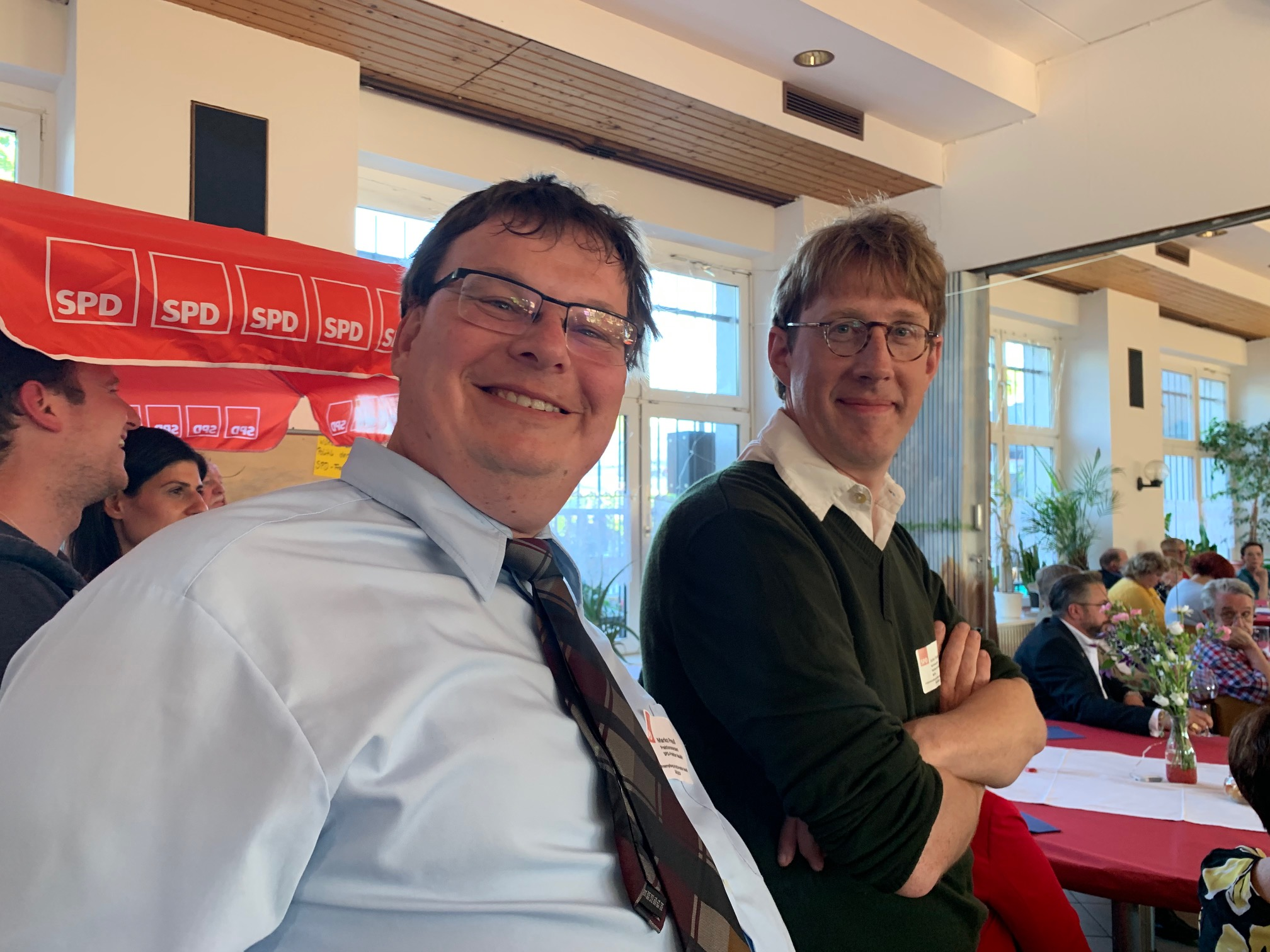 Frühlingsempfang der SPD Fraktion war bestens besucht 13