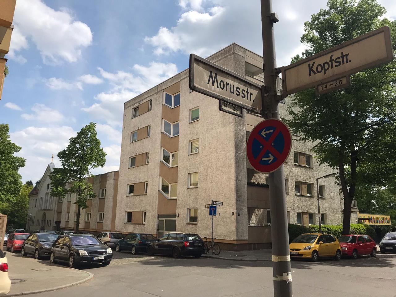 Pressemitteilung der SPD Fraktion Neukölln zur Straßenumbenennung der Morus- und Kopfstraße 1
