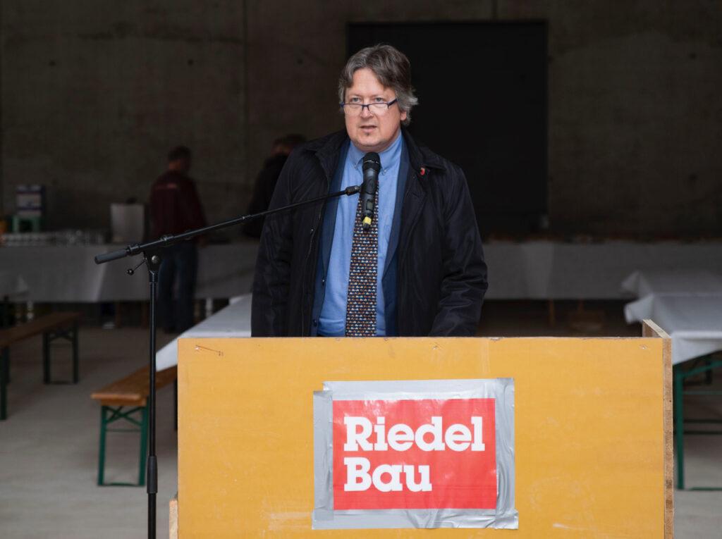 Leonardo-da-Vinci-Gymnasium feiert Richtfest 4