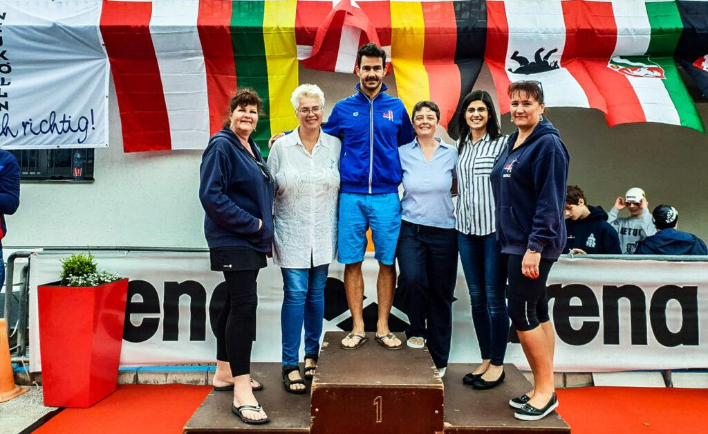 23. Internationaler Sportbadpokal der SG Neukölln 2