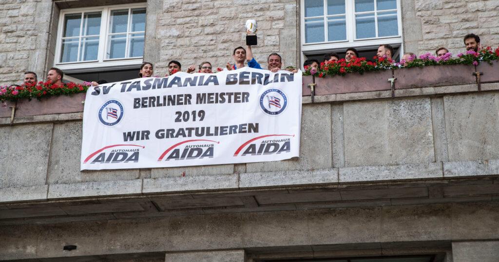 SPD Fraktion Neukölln gratuliert Tasmania Berlin zur Berlin- Meisterschaft! 12