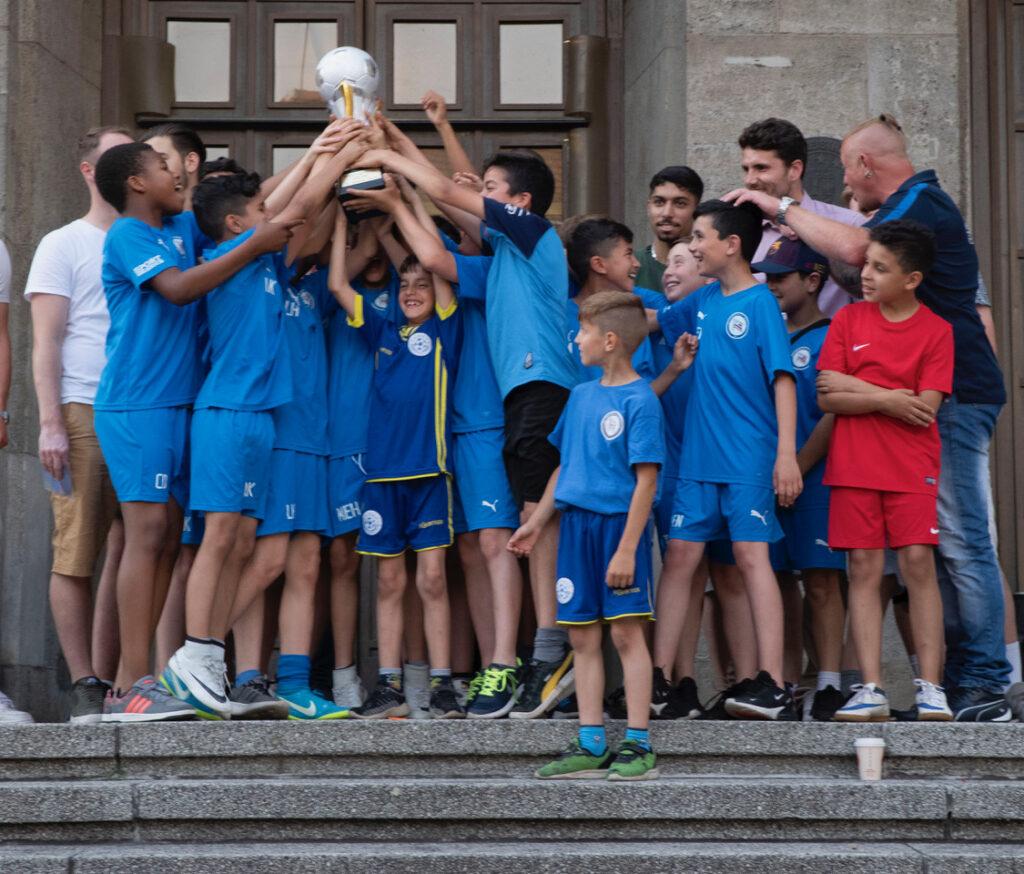SPD Fraktion Neukölln gratuliert Tasmania Berlin zur Berlin- Meisterschaft! 10