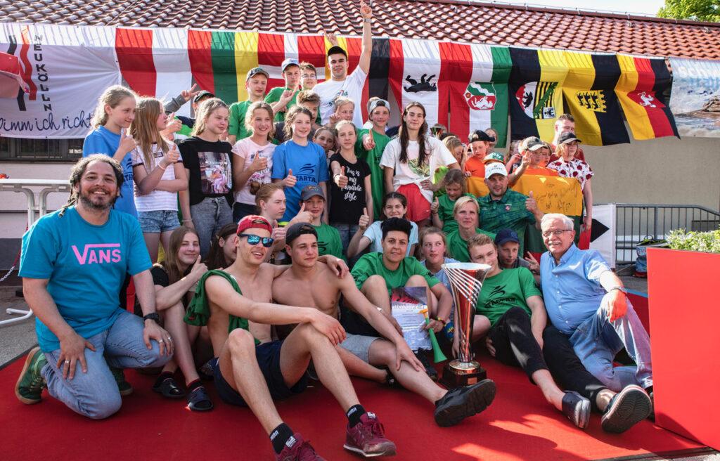 23. Internationaler Sportbadpokal der SG Neukölln 1