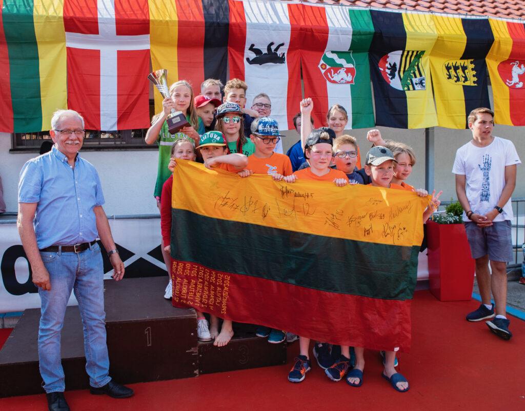 23. Internationaler Sportbadpokal der SG Neukölln 5