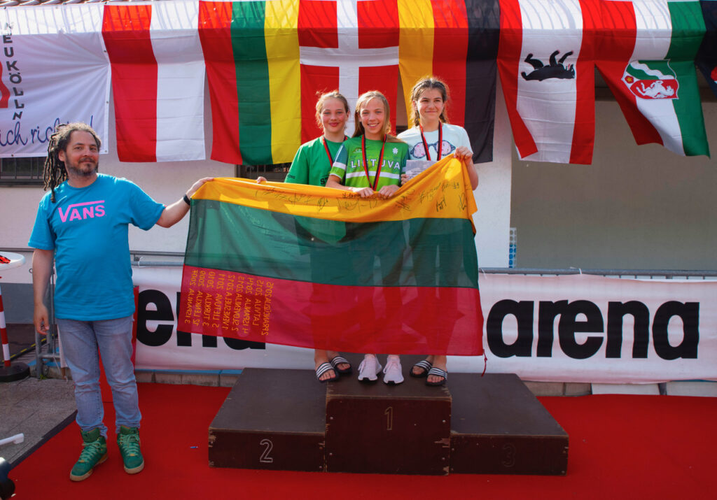 23. Internationaler Sportbadpokal der SG Neukölln 10