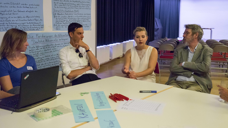 Forum Mieten & Wohnen am 4. Juni 2