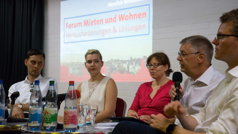 Forum Mieten & Wohnen am 4. Juni 5