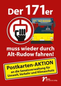 BVG plant mit Bus durch Alt-Rudow ab Sommer 2020 1