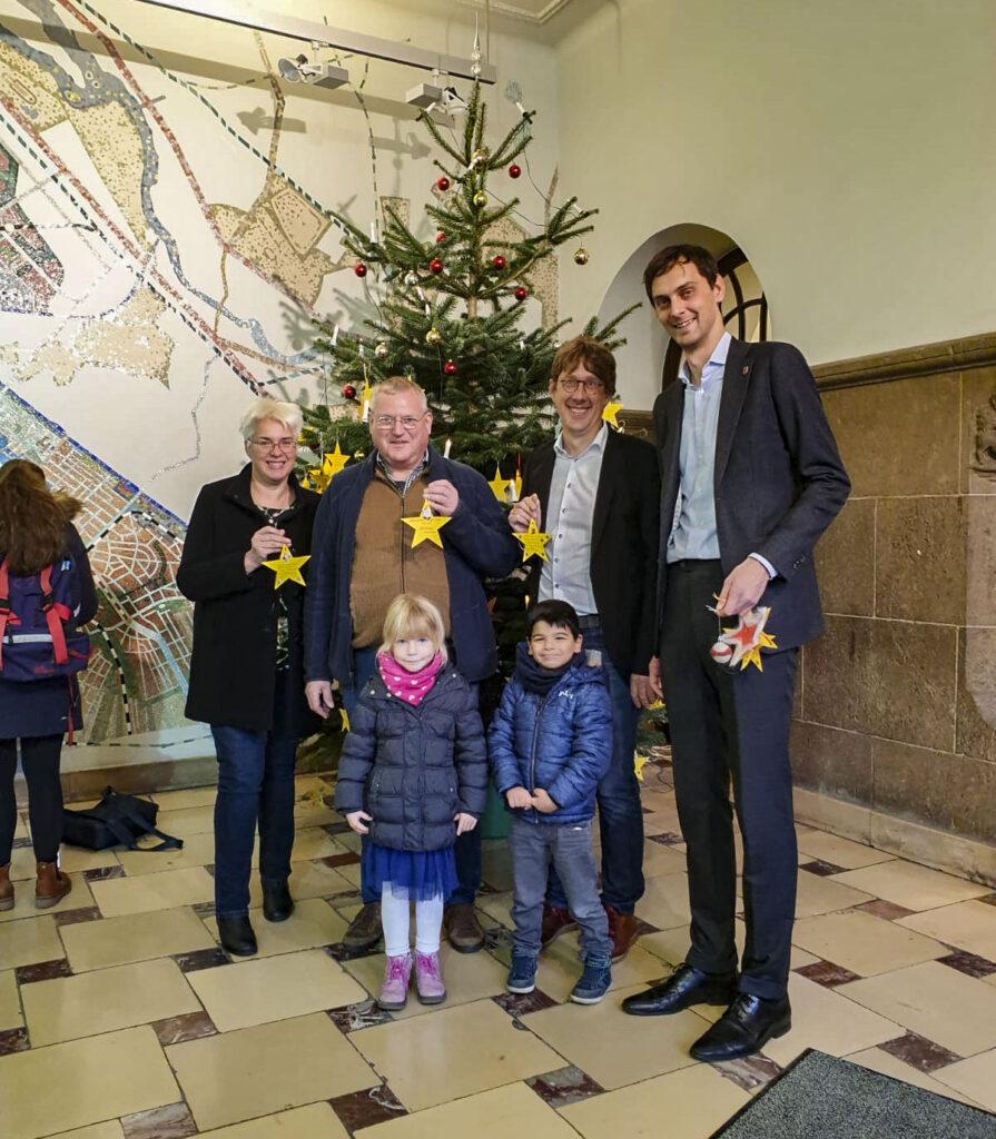 Wunschbaum: SPD schenkt Kindern ein Lächeln 1