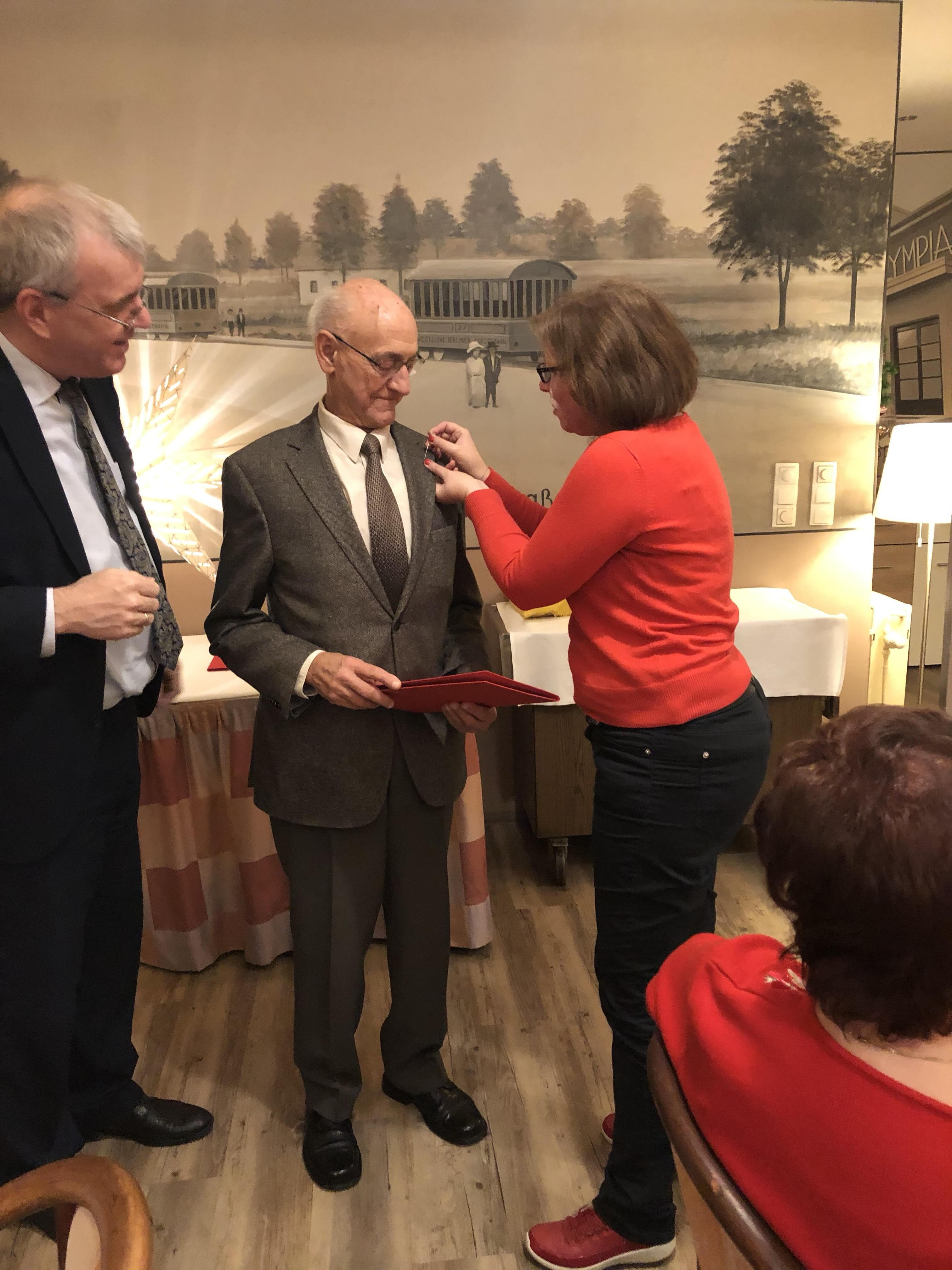 SPD Buckow ehrt langjährige Mitglieder 4