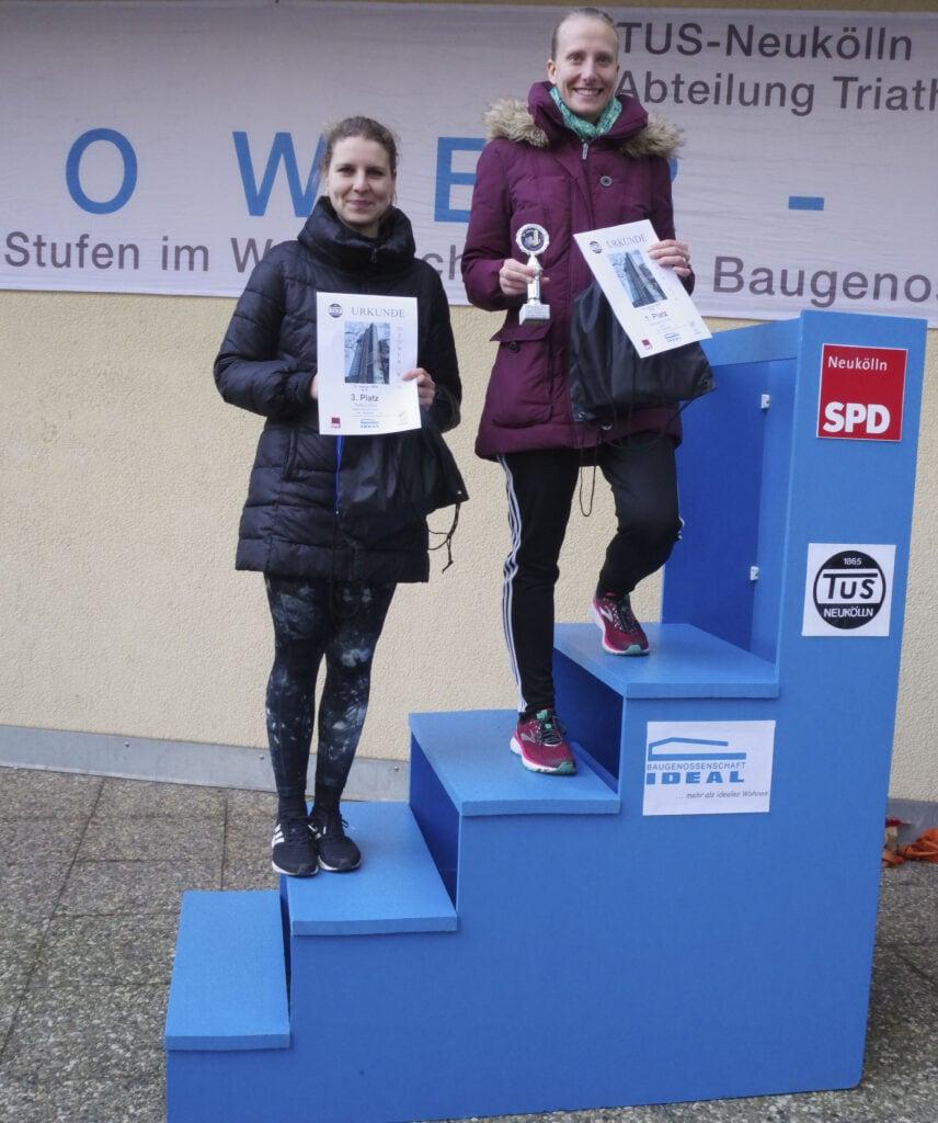Jubiläum: Der 20. Tower-Run im IDEAL-Hochhaus in der Gropiusstadt 26