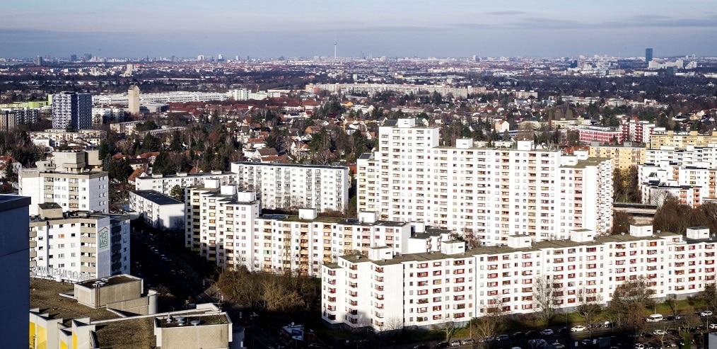 Jubiläum: Der 20. Tower-Run im IDEAL-Hochhaus in der Gropiusstadt 34