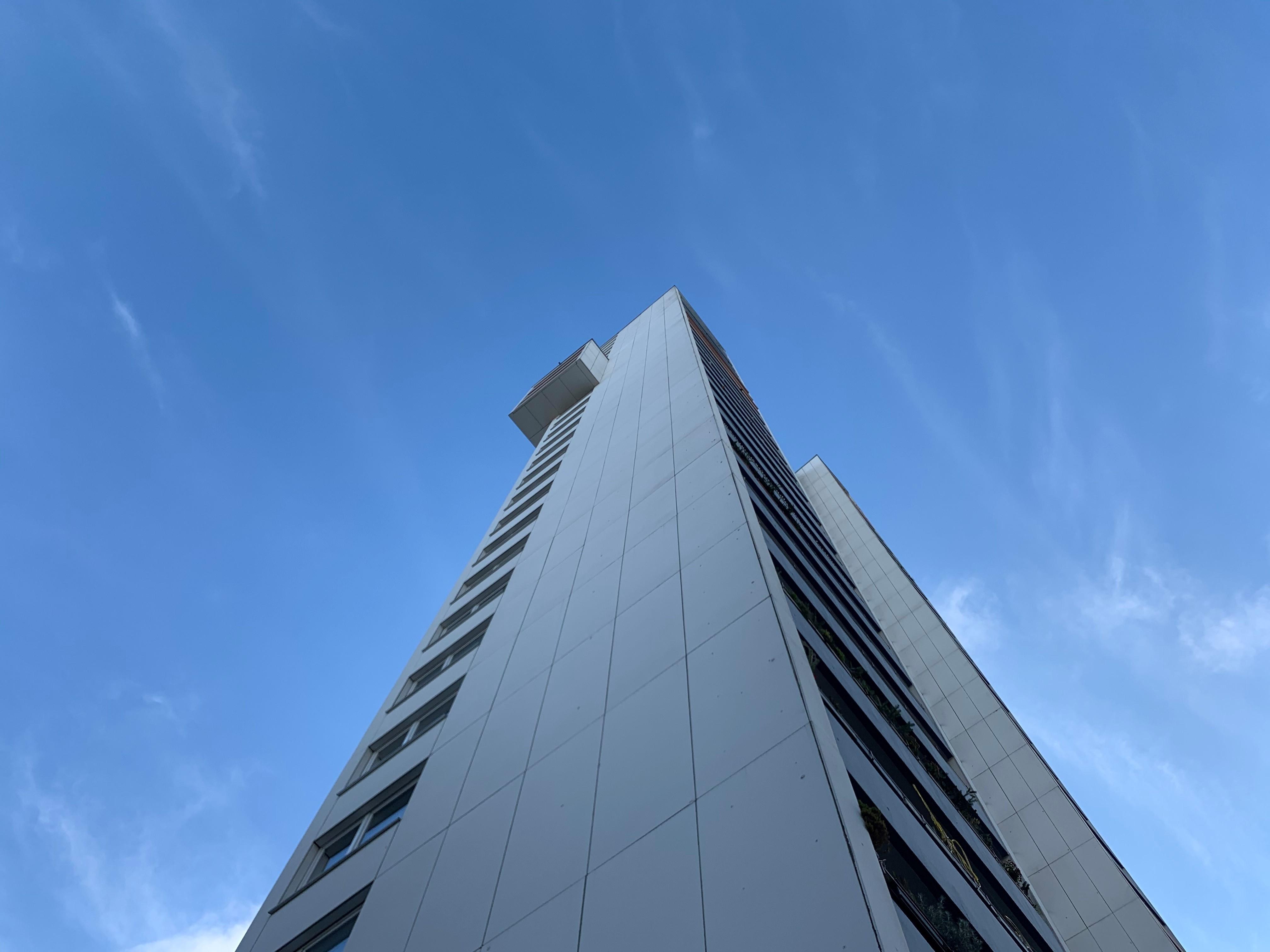 Jubiläum: Der 20. Tower-Run im IDEAL-Hochhaus in der Gropiusstadt 2