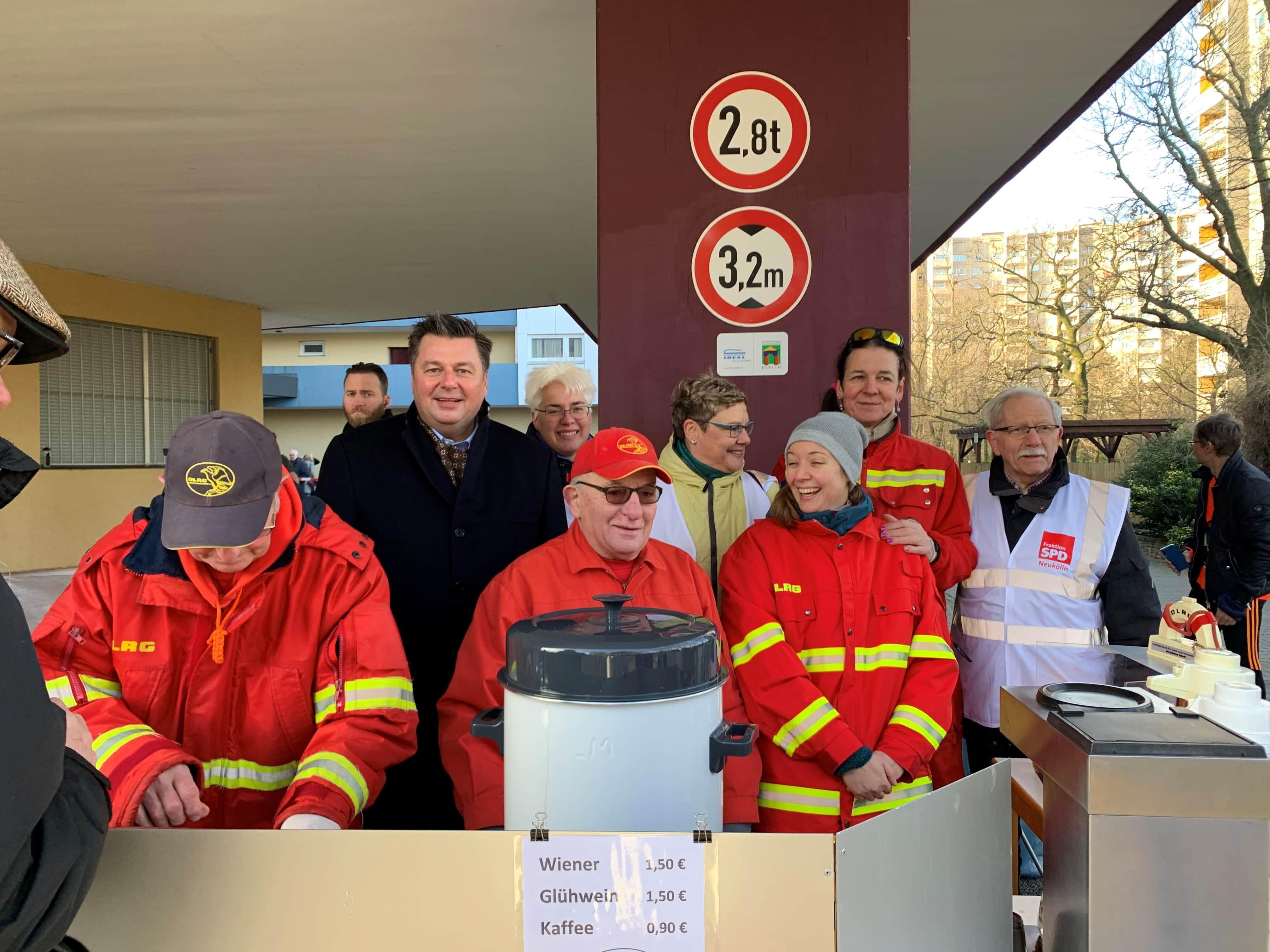 Jubiläum: Der 20. Tower-Run im IDEAL-Hochhaus in der Gropiusstadt 6