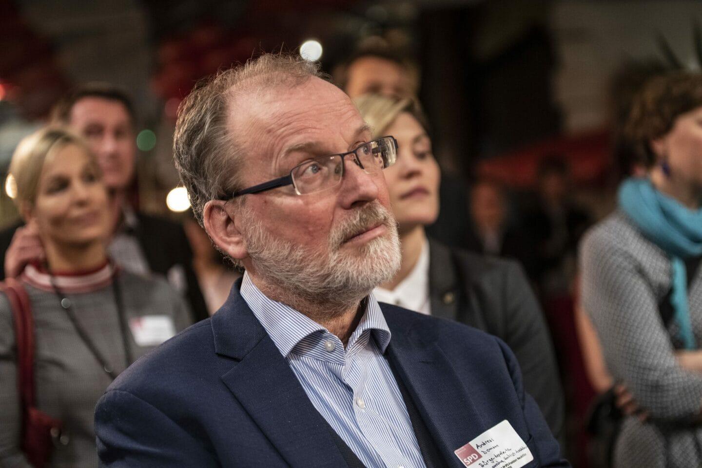 Hunderte Gäste folgten der Einladung zum Jahresempfang der Neuköllner SPD- Fraktion 5