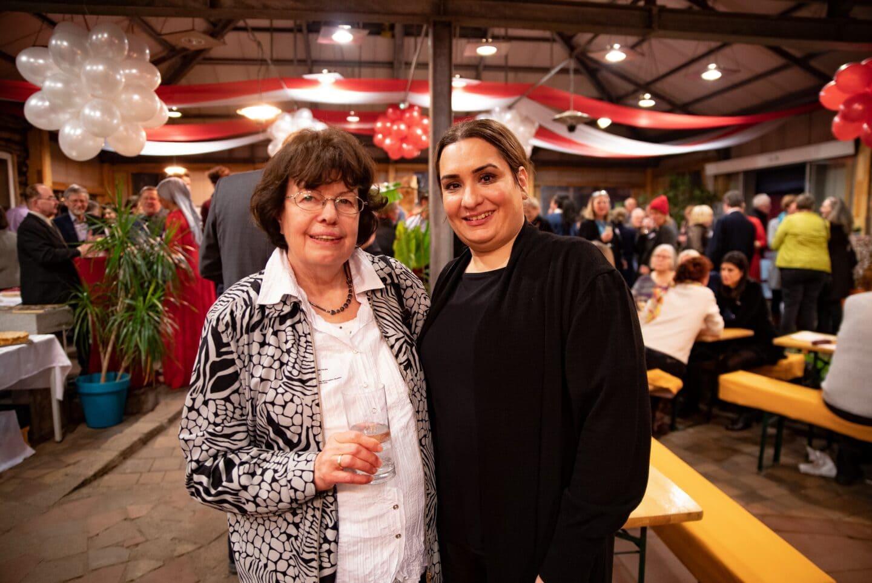 Hunderte Gäste folgten der Einladung zum Jahresempfang der Neuköllner SPD- Fraktion 7