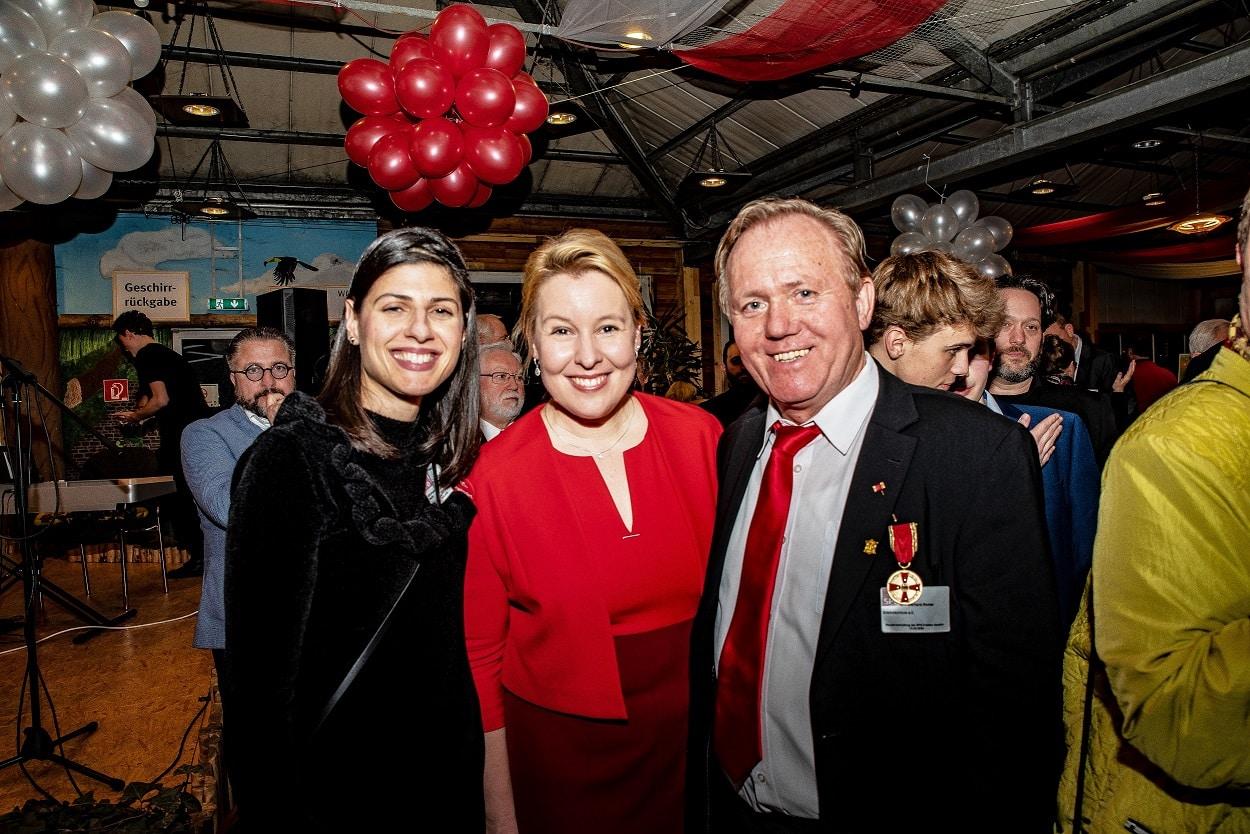 Hunderte Gäste folgten der Einladung zum Jahresempfang der Neuköllner SPD- Fraktion 21