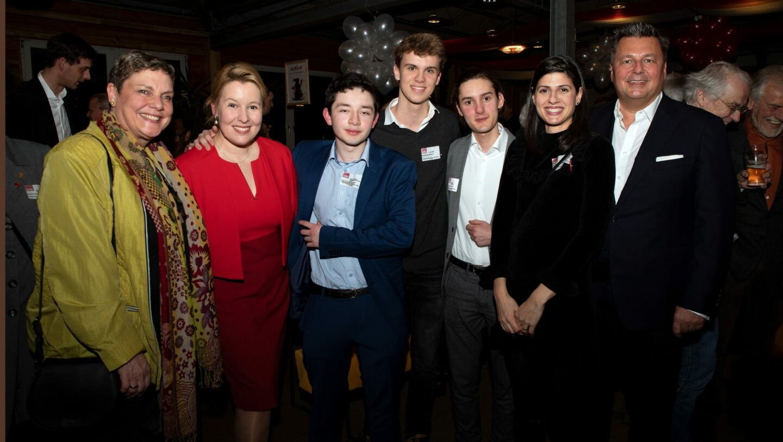 Hunderte Gäste folgten der Einladung zum Jahresempfang der Neuköllner SPD- Fraktion 27