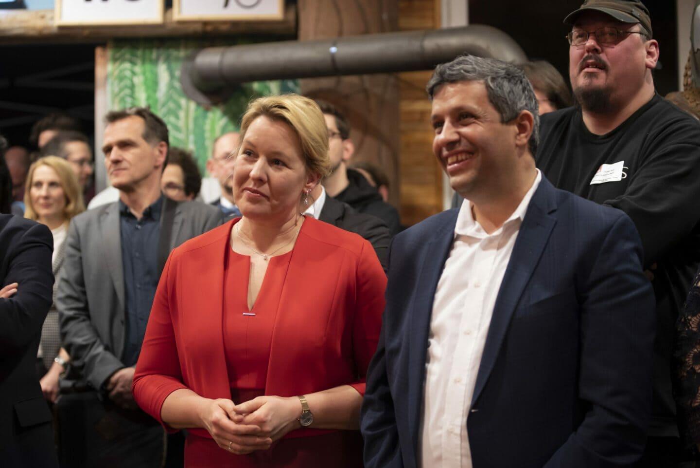 Hunderte Gäste folgten der Einladung zum Jahresempfang der Neuköllner SPD- Fraktion 4