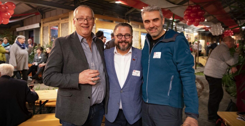 Hunderte Gäste folgten der Einladung zum Jahresempfang der Neuköllner SPD- Fraktion 18
