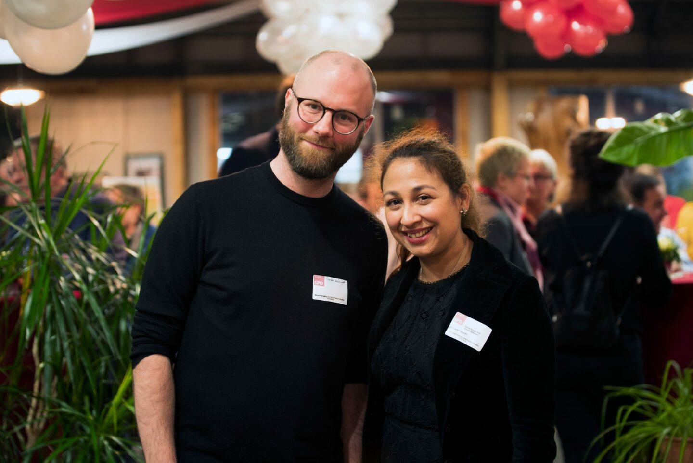 Hunderte Gäste folgten der Einladung zum Jahresempfang der Neuköllner SPD- Fraktion 26