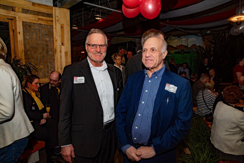 Hunderte Gäste folgten der Einladung zum Jahresempfang der Neuköllner SPD- Fraktion 23