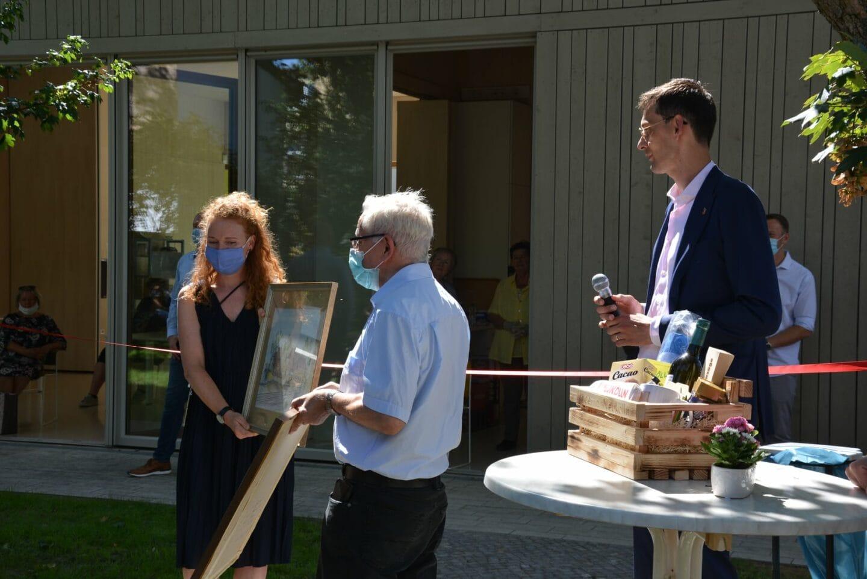 Seniorenfreizeitstätte in Rudow feierlich eröffnet 3