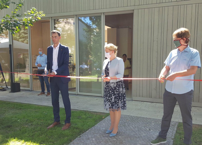 Seniorenfreizeitstätte in Rudow feierlich eröffnet 2