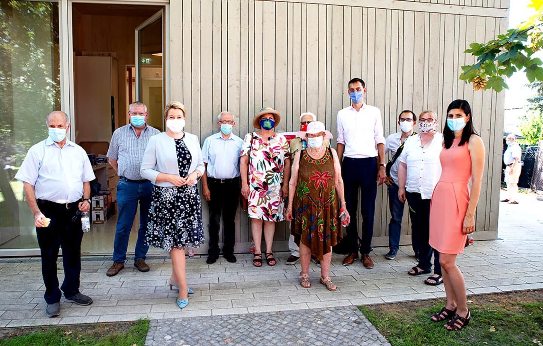 Seniorenfreizeitstätte in Rudow feierlich eröffnet 1