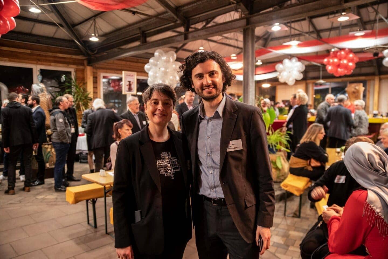 Hunderte Gäste folgten der Einladung zum Jahresempfang der Neuköllner SPD- Fraktion 13