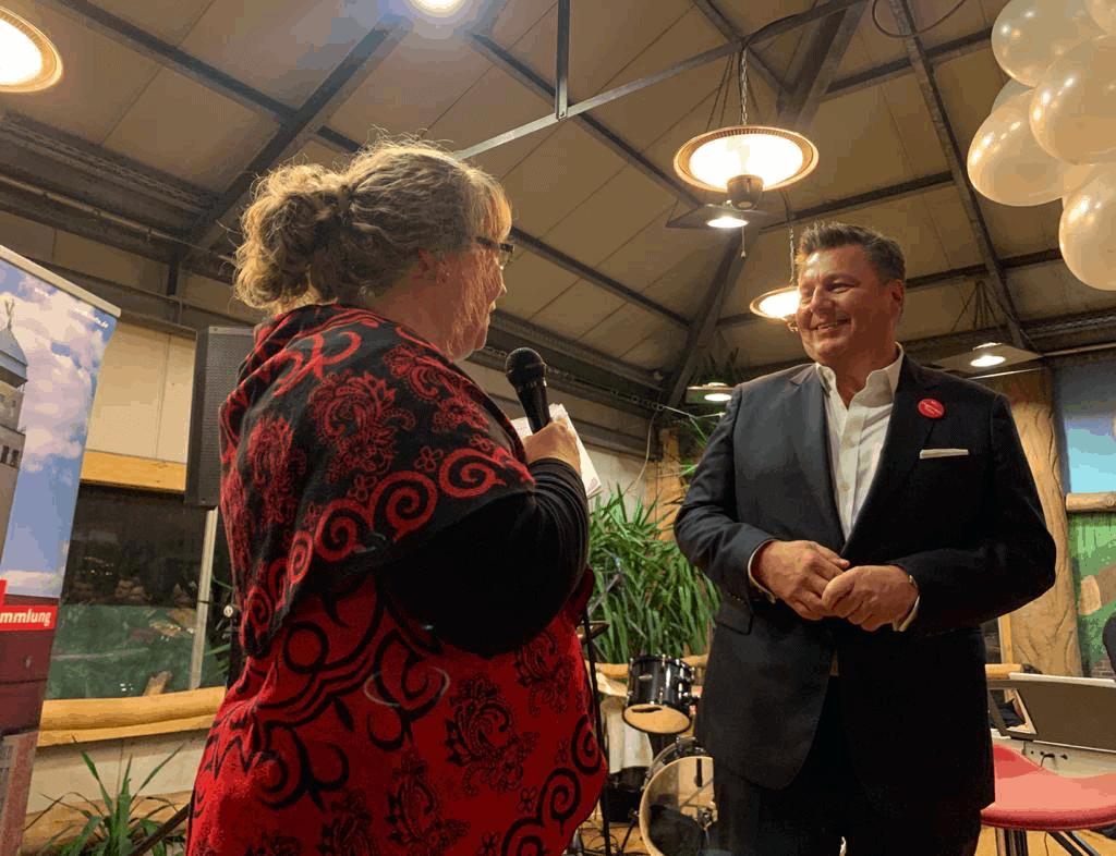 Hunderte Gäste folgten der Einladung zum Jahresempfang der Neuköllner SPD- Fraktion 12