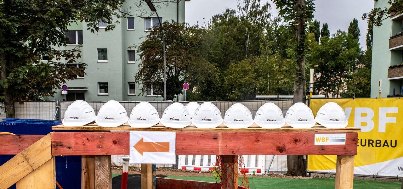 Grundsteinlegung für den Nordkopf am Vivantes Klinikum Neukölln 10