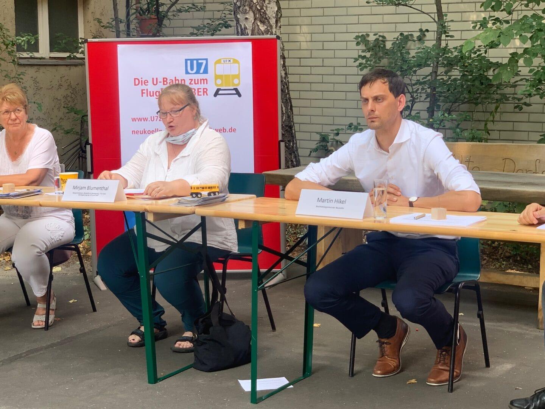 Bürger*innen-Initiative für die Verlängerung der U7 zum BER 6