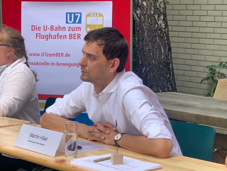 Bürger*innen-Initiative für die Verlängerung der U7 zum BER 8