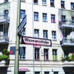 Umbenennung der Wissmannstraße steht bevor 2