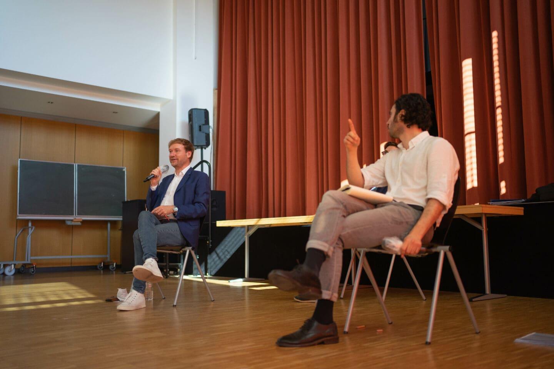 Mitgliederforum: Hakan Demir und Tim Renner stellen sich den Fragen 5