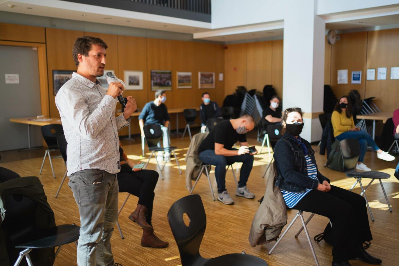 Mitgliederforum: Hakan Demir und Tim Renner stellen sich den Fragen 2
