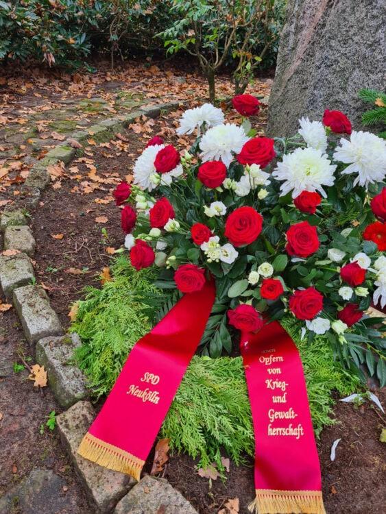 Gedenken der Opfer von Krieg und Gewaltherrschaft 6