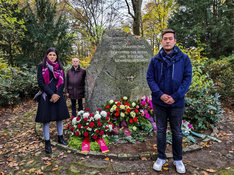 Gedenken der Opfer von Krieg und Gewaltherrschaft 4