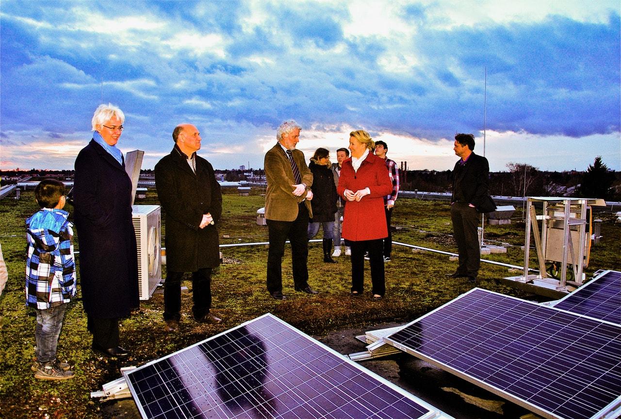 Solarstromanlagen für Neuköllner Schulen – Klimapolitik, die sich rechnet 2