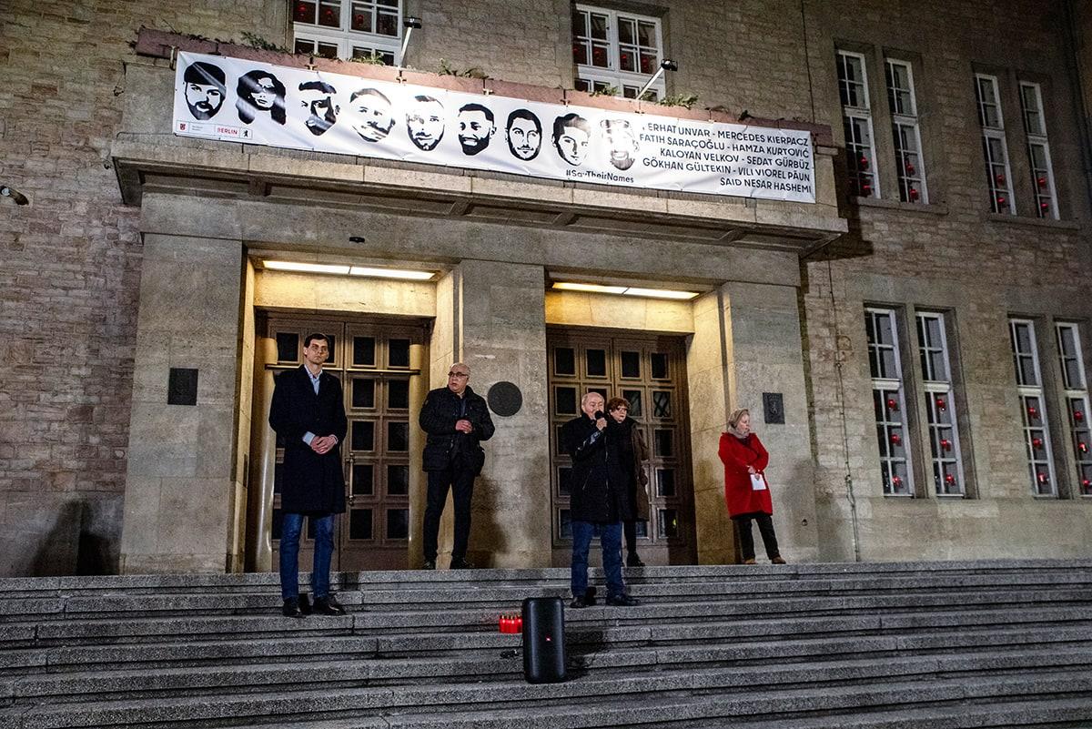 Gegen das Vergessen - Neukölln gedenkt der Opfer der rassistischen Morde von Hanau 3