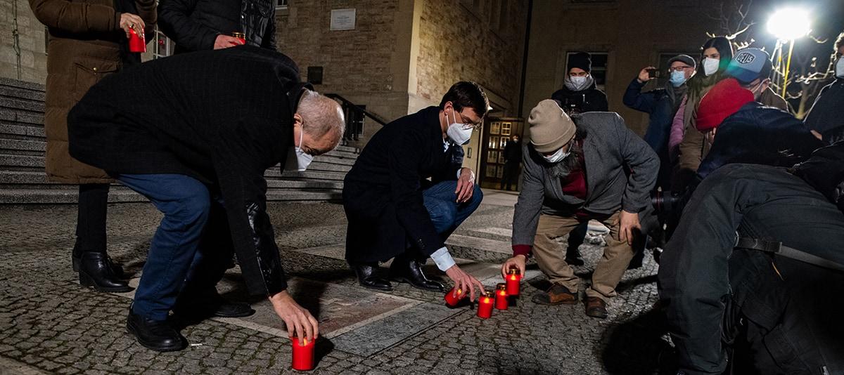 Gegen das Vergessen - Neukölln gedenkt der Opfer der rassistischen Morde von Hanau 9