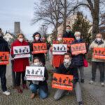Rudow: Menschenkette für 100% Menschenwürde – gemeinsam gegen Rassismus 4