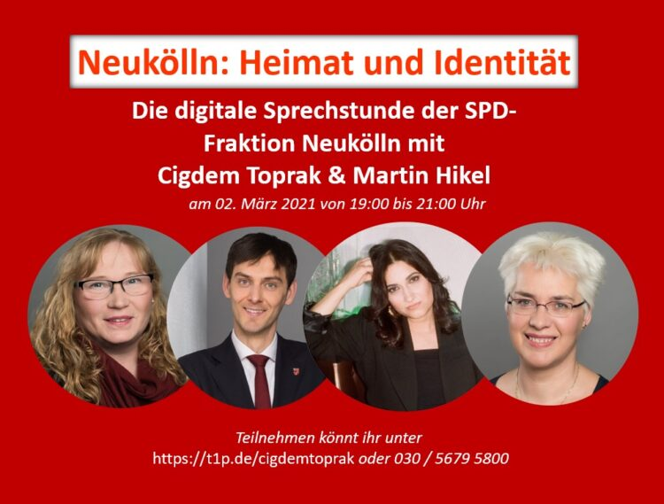 Wohnzimmergespräch der SPD-Fraktion mit Cigdem Toprak und Martin Hikel 2